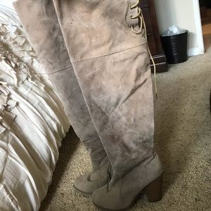 Over the Knee Boots 8.5